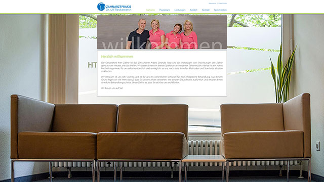website reckewerth